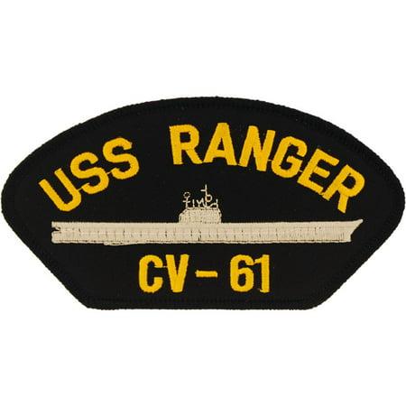U.S. Navy USS Ranger CV-61 Patch 2 1/4