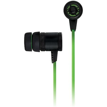 Razer Hammerhead In-Ear Headphones, Black