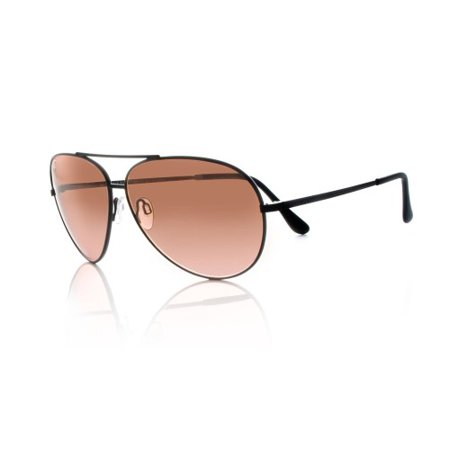 Med Aviator Sunglasses Bordeaux/Drivers (Asian Fit Aviators)