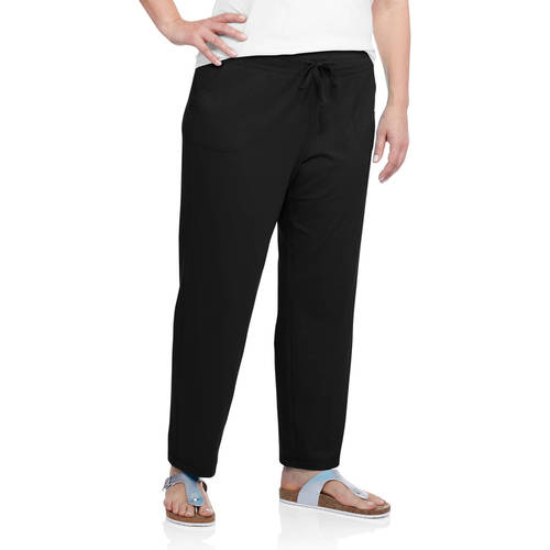 efc9ccada76 Women s Plus-Size Patch Pocket Pants – Walmart Inventory Checker ...