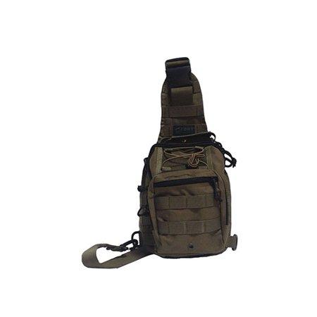 Death Dealer Tactical Night Stalker Sling Bag