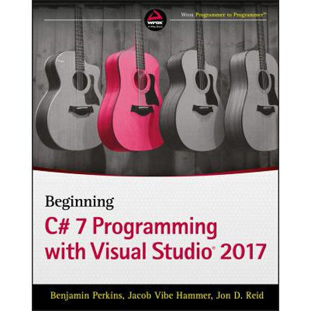 Beginning C# 7 Programming with Visual Studio 2017 - eBook](Halloween Programming 2017)