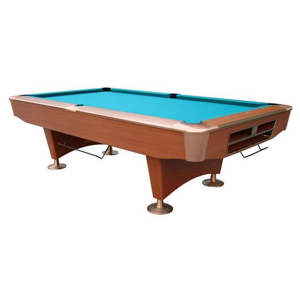 Southport 8 Ft Institutional Slate Pool Table W Ball Return Walmart Com Walmart Com