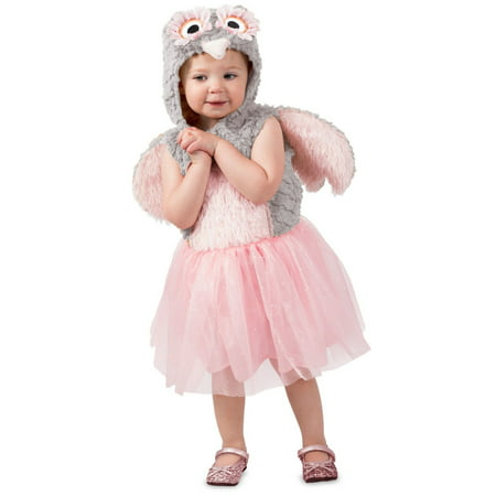 Holly The Owl Costume (Halloween Girl's Odette the Owl Toddler)