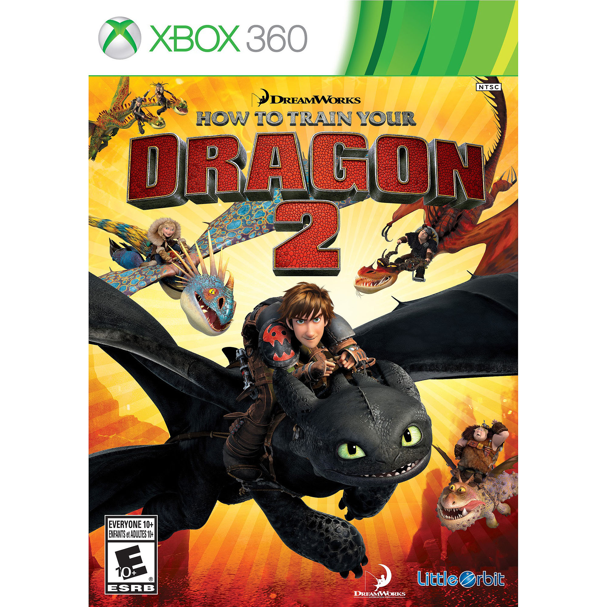 How To Train Your Dragon 2 (Xbox 360) - Pre-Owned
