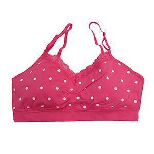 Crop Top Polka Dot Sports Bra Girlfriend Gift Black and White Bralette Girl Power Festival Clothing Gift for Her Yoga Shirt