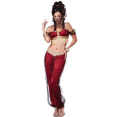 California Costumes Dreamy Genie Costume 1334 (Women's Dreamy Genie Costumes)