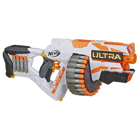 Nerf Ultra One Motorized Blaster, Includes 25 Nerf Ultra Darts