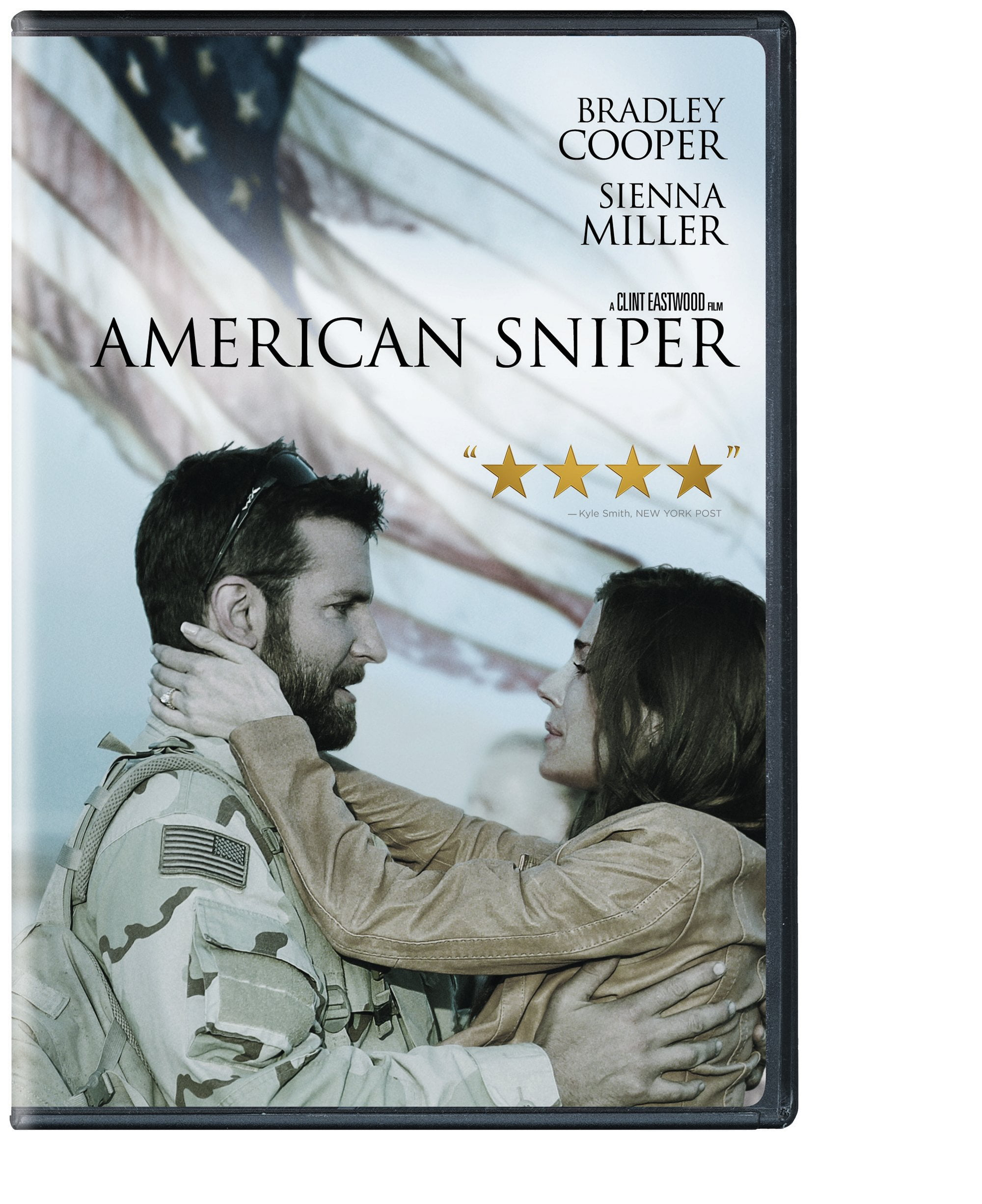 American Sniper (Walmart Exclusive) (DVD) by