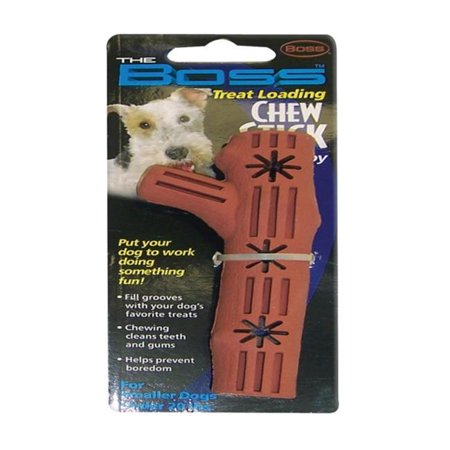 Boss 02670 Fillable Chew Stick Dog Toy  Small - image 1 of 1