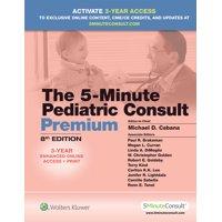 5-Minute Pediatric Consult Premium