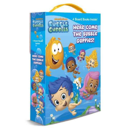 Here Come the Bubble Guppies!