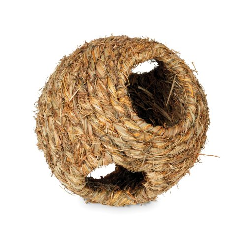 Prevue Hendryx 1094 Nature'S Hideaway Grass Ball Toy Medium (Pack of 1)