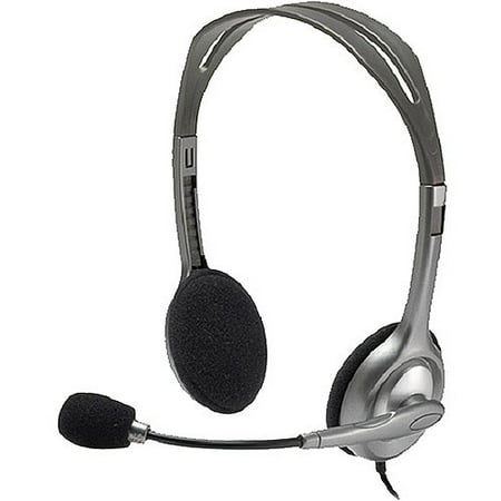 Logitech H110 Headset (Logitech Clearchat Pc Headset)