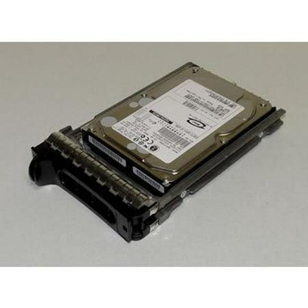 DELL 340-9944 Dell 340-9944 73GB 10K U320 80pin SCA SCSI Hard Drive 9D988 Kit 73gb 10k Rpm U320 Scsi