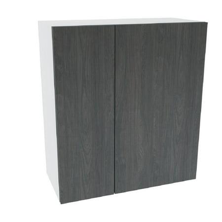 """Cambridge Threespine 36W x 36H x 12""""""""D Blind Wall Cabinet -  SA-WUB3636-CM"""