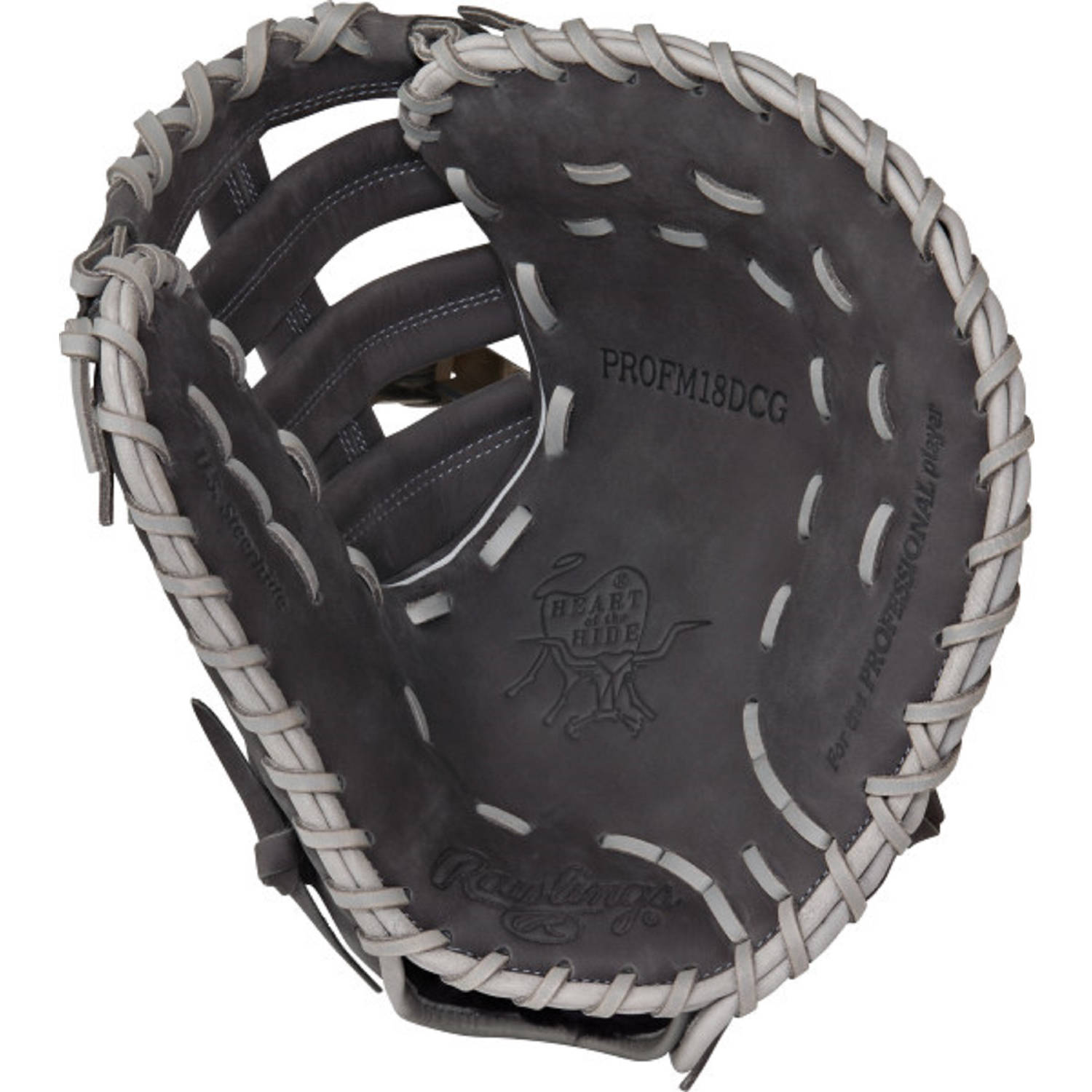 "Rawlings Heart of the Hide 12.5"" Dual Core First Base Mitt"