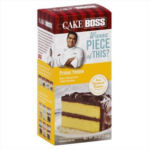 cake mixes walmart