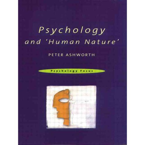 Psychology and Human Nature
