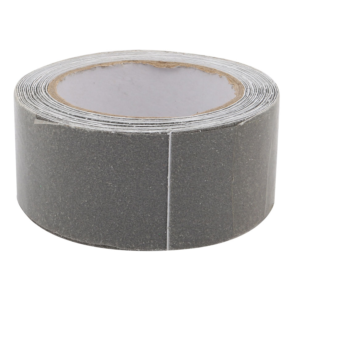 Unique Bargains 5M Long 5cm Width Adhesive Grit Anti Slip Tape for Stairs Floor Dark Gray - image 2 de 3
