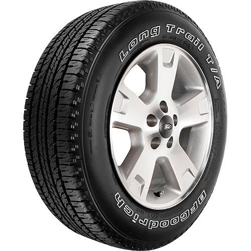 BFGoodrich Long Trail T/A Tour Tire P265/75R16 114T