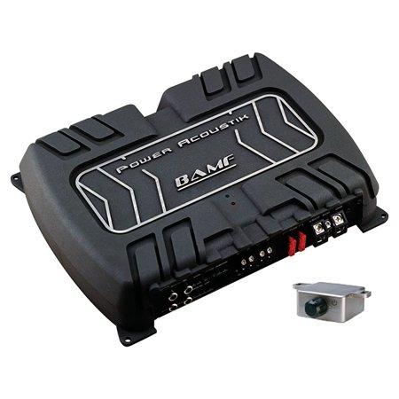 Power Acoustik BAMF Series 1 channel D class 3000 Watts ()