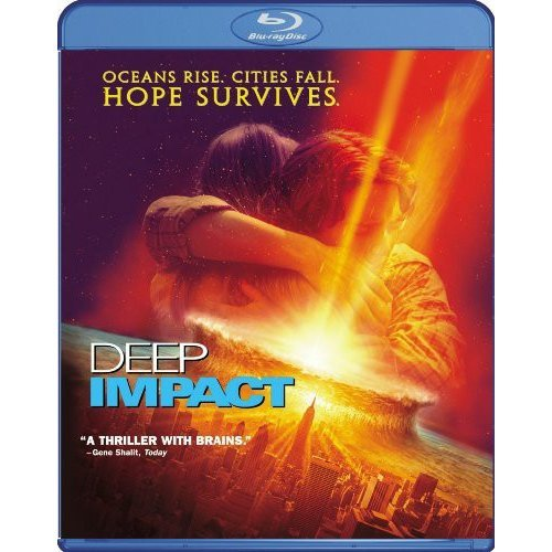 Deep Impact (Blu-ray) (With INSTAWATCH) (Widescreen)