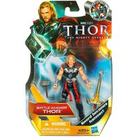 The Mighty Avenger Thor Action Figure [Battle Hammer]