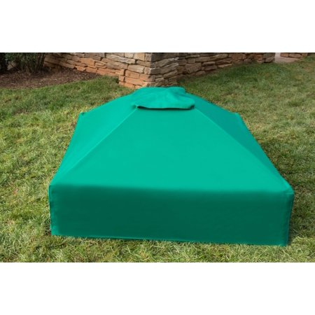 Frame It All Telescoping Square Sandbox Canopy/Cover - Corporate ...