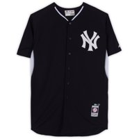 Robert Coello New York Yankees Practice-Used #62 Navy Jersey from Batting Practice during the 2014 MLB Season - Fanatics Authentic Certified