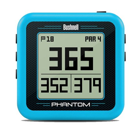 Bushnell Golf BGOLF-368822 Phantom Golf Bluetooth GPS Handheld Rangefinder,