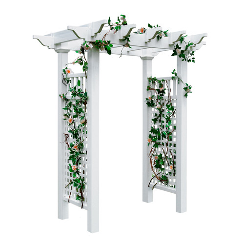 New England Arbors Fairfield 7-ft. Arbor by New England Arbors