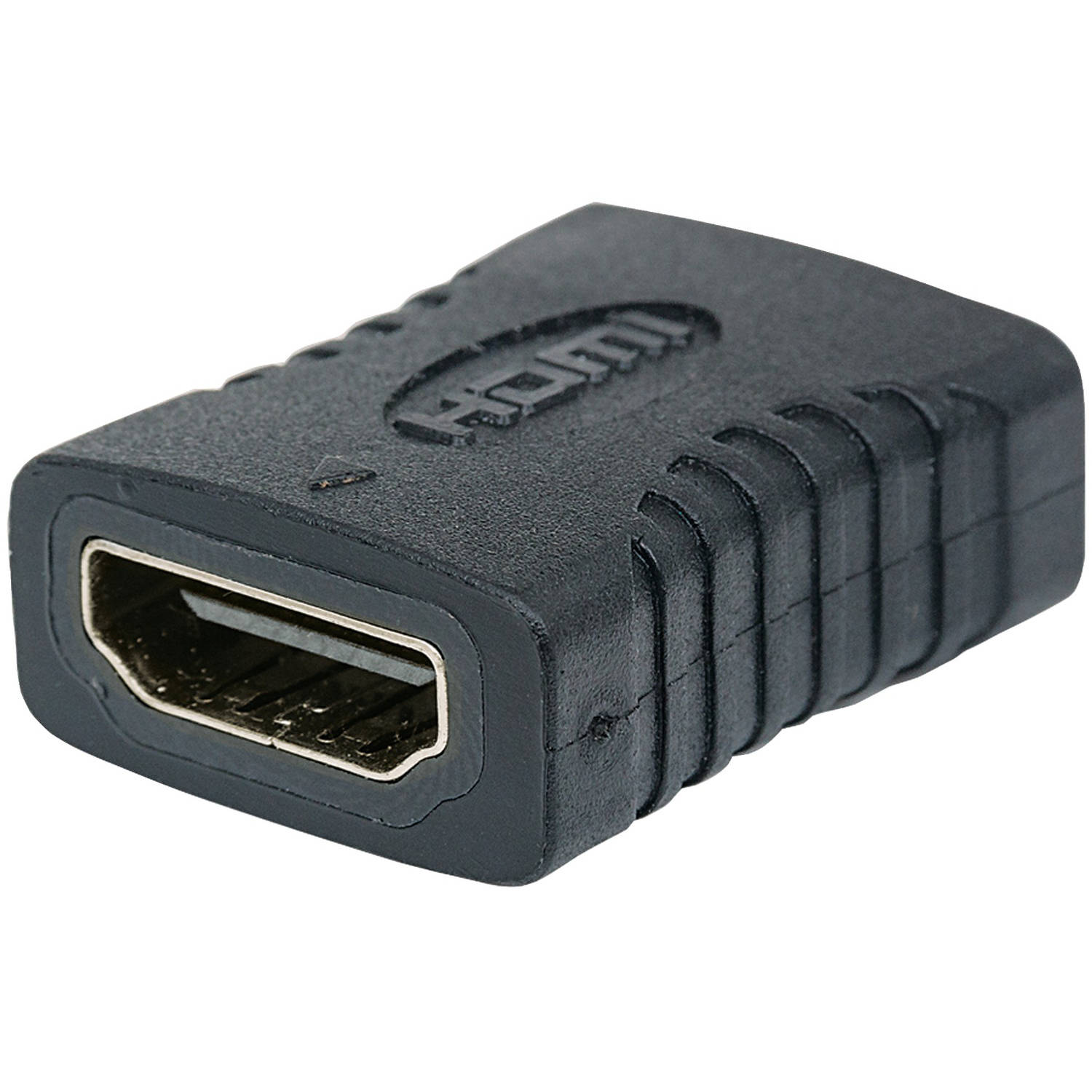 Manhattan 353465 HDMI A-Female to A-Female Coupler, Straight Connection