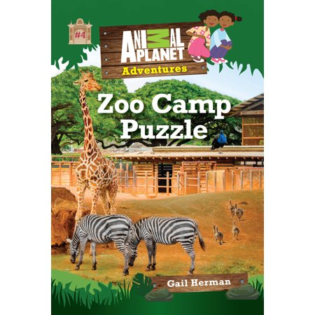 Zoo Camp Puzzle (Animal Planet Adventures Chapter Book