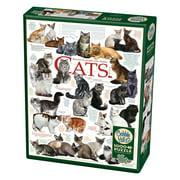 Cobble Hill: Cat Quotes 1000 Piece Jigsaw Puzzle