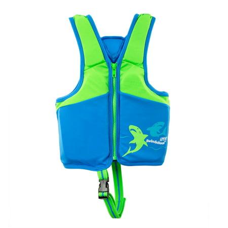 Swim Training Vest - Shark Camo, Sm/Med