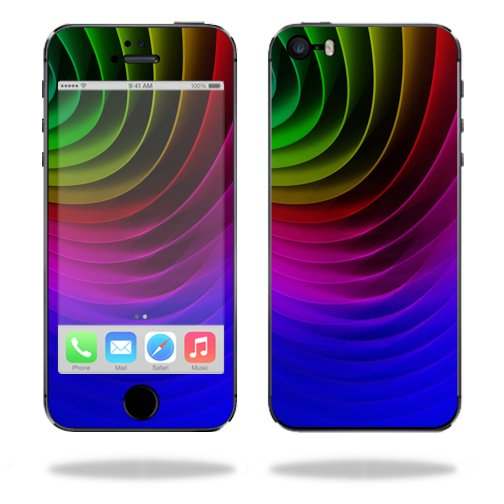 Skin Decal Wrap for Apple iPhone 5/5s/SE sticker Beaming Heart