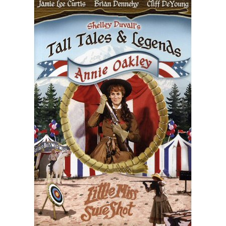 Tall Tales And Legends  Annie Oakley