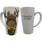 Arctic Circle Mug 3d I Moose Have Coffee