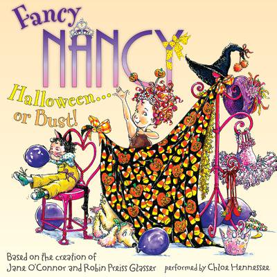 Fancy Nancy: Halloween... or Bust! - Audiobook
