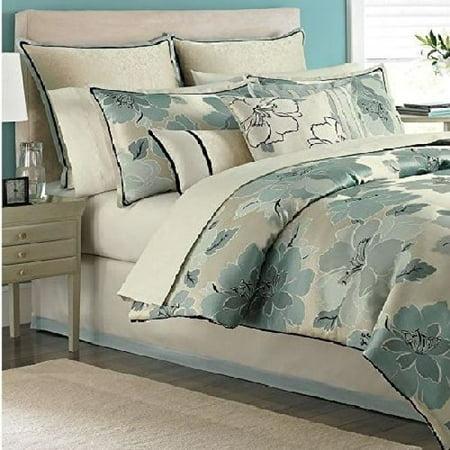 Martha Garden Retreat 9 Piece King Comforter Bed In A Bag Set