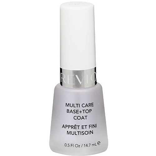 Revlon Multi-Care Base + Topcoat Nail Polish, 0.5 fl oz