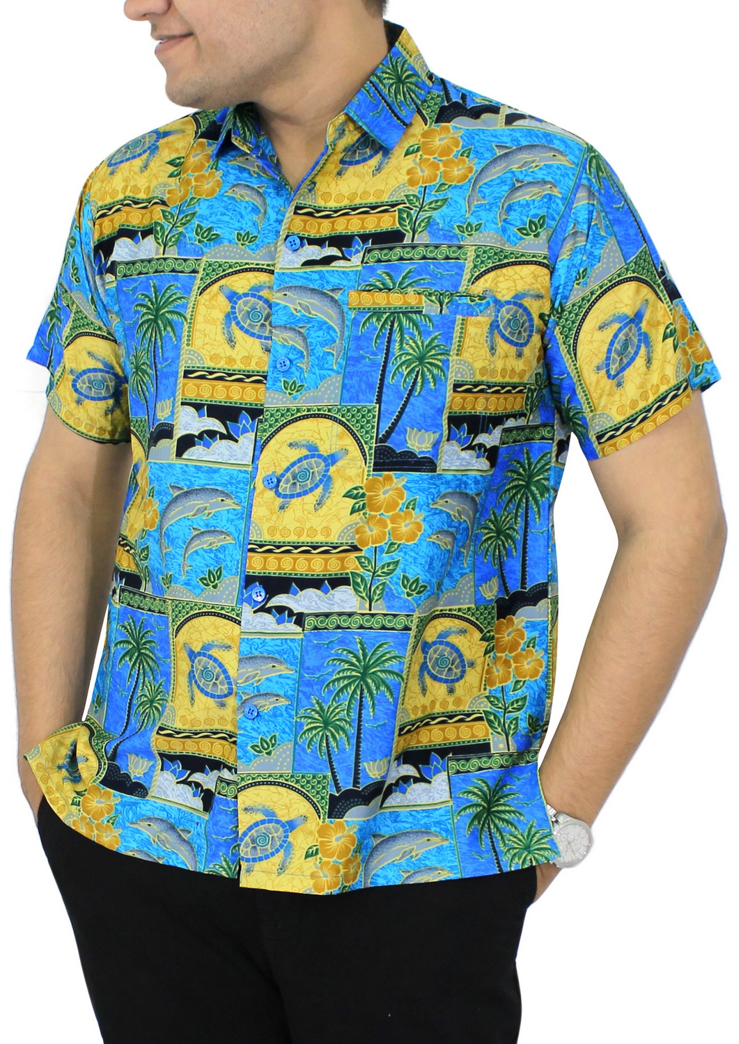 d975c9fe Silk Hawaiian Shirts Cheap - DREAMWORKS