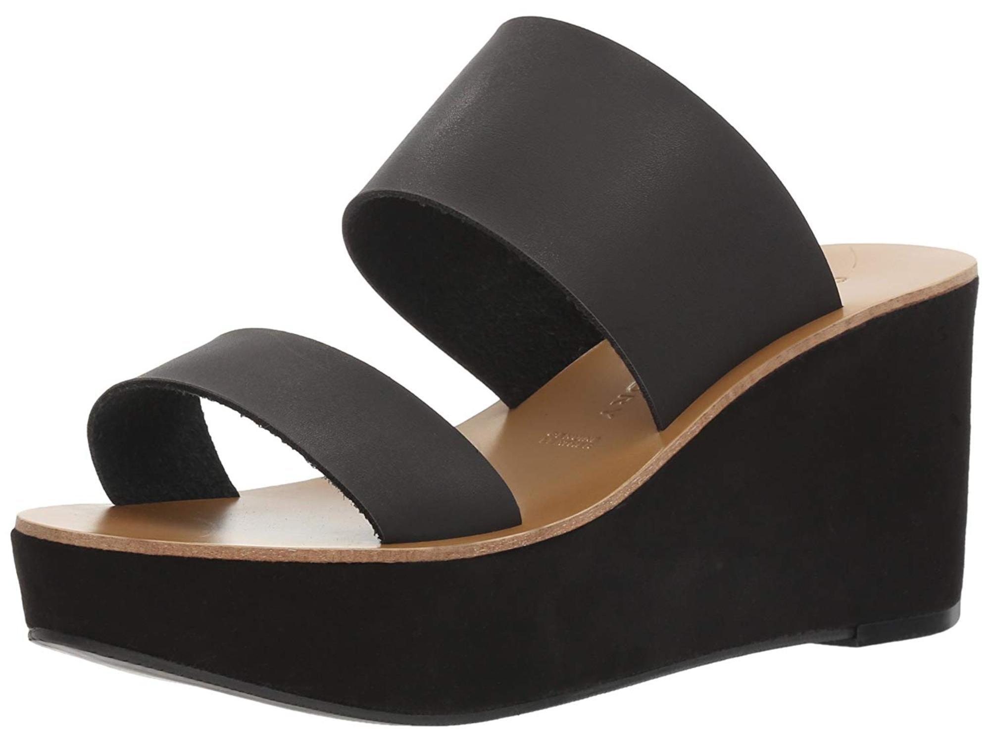 eb411e405ed Chinese Laundry Women s Ollie Wedge Slide Sandal