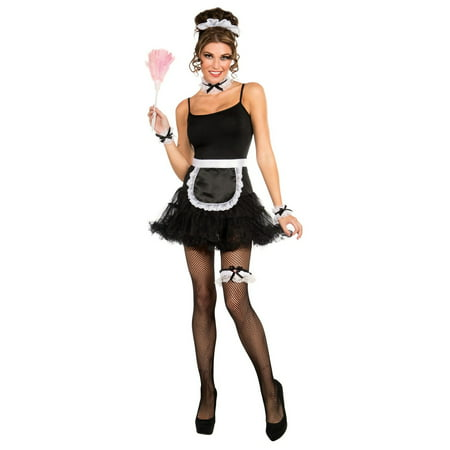 French Maid Costume Kit - Deadpool Maid Costume