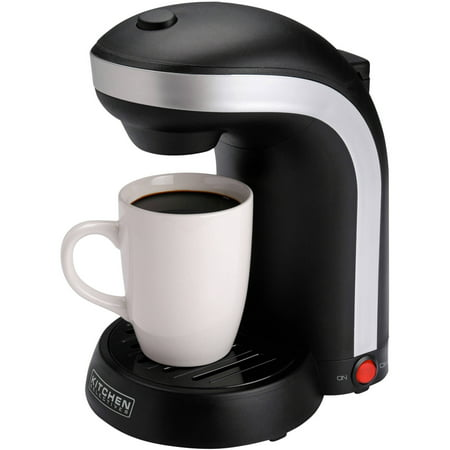 Kitchen Selectives Single Drip Coffee Maker with Mug