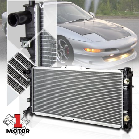 Aluminum Core Radiator OE Replacement for 93-97 Ford Probe 2.0 AT FS-DE dpi-1324 94 95 96