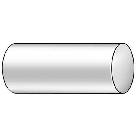 DELRIN GRA1103002084 Rod, Acetal, 150, Wht, 1 7/8 In Dia x 6 Ft L