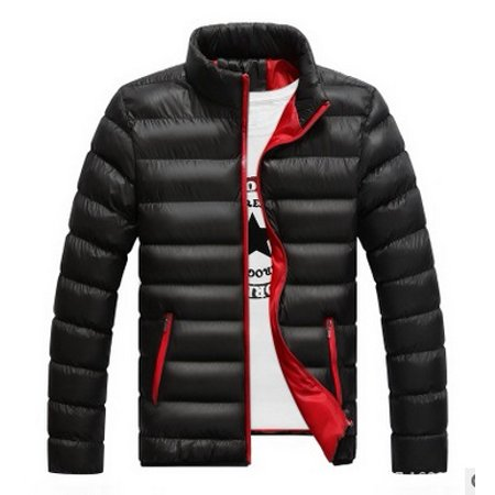 Hot Men´s Winter Warm Padded Down Jacket Ski Jacket Snow Coat