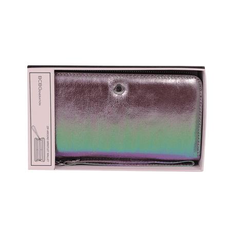 BCBGeneration Kalina Zip-Around Wristlet Wallet Gifts for Women Boxed Gift Set ()